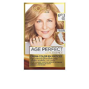 L'oreal Expert Professionnel Excellence Age Perfect Tinte Casta¤o Womens New