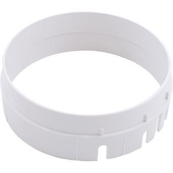 Canale navigabile 519-6560 Skimmer collare estensione - bianco