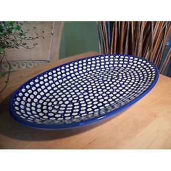 Plaat, 35,5 x 21 cm, 4 traditie, keramische servies cheap - BSN 2029