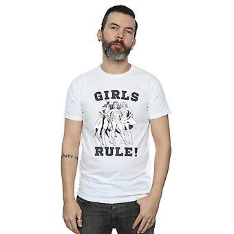 Justice League filles des hommes de DC Comics règle T-Shirt