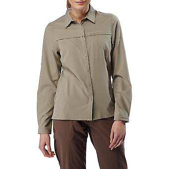 CRAGHOPPERS WOMENS NOSILIFE PRO LONG SLEEVE SHIRT