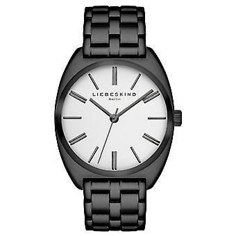 LIEBESKIND BERLIN Unisex Watch wristwatch stainless steel LT-0004-MQ