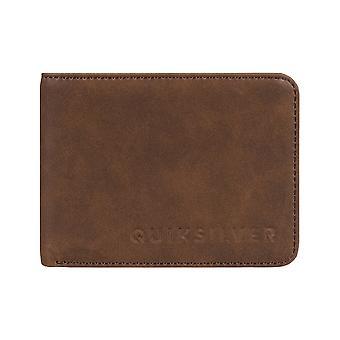 Quiksilver Slim Vintage II Faux Leather Wallet