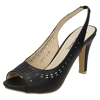 Ladies Anne Michelle Open Toe Sandal