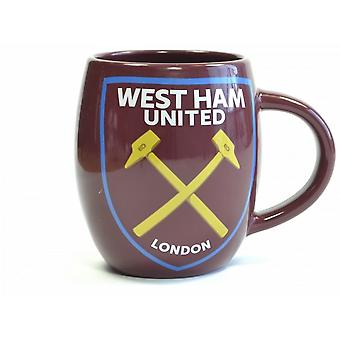 West Ham United FC Official Tea Tub Mug