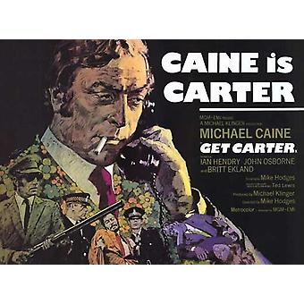 Get Carter Movie Poster (11 x 17)