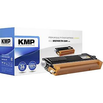 KMP Toner cartridge replaced Brother TN-230M, TN230M Compatible Magenta 1400 pages B-T34