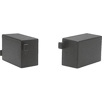Strapubox MG 309SW modulære casing 45 x 30 x 22 akrylonitril butadien styren svart 1 eller flere PCer