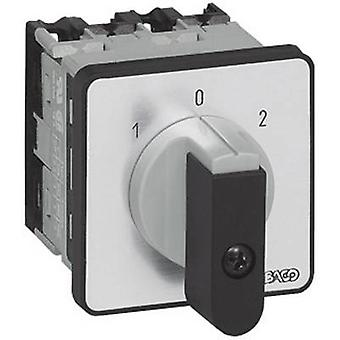 BACO NC03GQ1 Changeover switch 16 A 2 x 30 ° Grey, Black 1 pc(s)