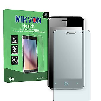 ZTE Blade C341 Screen Protector - Mikvon Health (Retail Package with accessories)