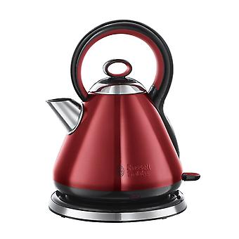 Russell Hobbs 21881 Legacy Metallic Red 1.7L Cordless Electric Kettle