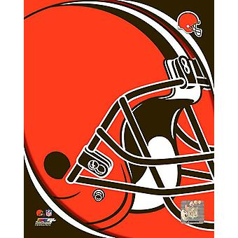 Cleveland Browns Logo Photo Print
