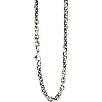 Ti2 Titanium Trace Chain - Silver