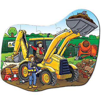 Orchard Toys Big Digger Jigsaw