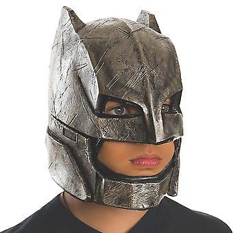 Gepanzerte Batman V Superman Dawn von Gerechtigkeit Superhelden jungen Kostüm Vinyl Vollmaske