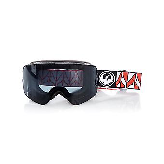 Dragon Dark Smoke 2018 Forest Bailey Signature Series NFX2 Snowboarding Goggles