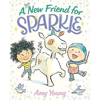 A New Friend for Sparkle by Amy Young - 9780374305536 Book