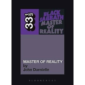 Black Sabbath - Master of Reality di John Darnielle - Bo 9780826428998