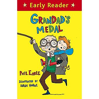 Początku Reader - Medal Grandad przez Phil Earle - 9781510102361 książki