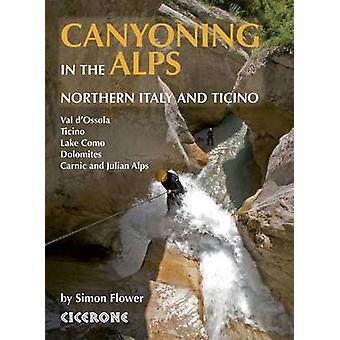 Canyoning dans les Alpes - nord de l'Italie et le Tessin par Simon fleur - 97
