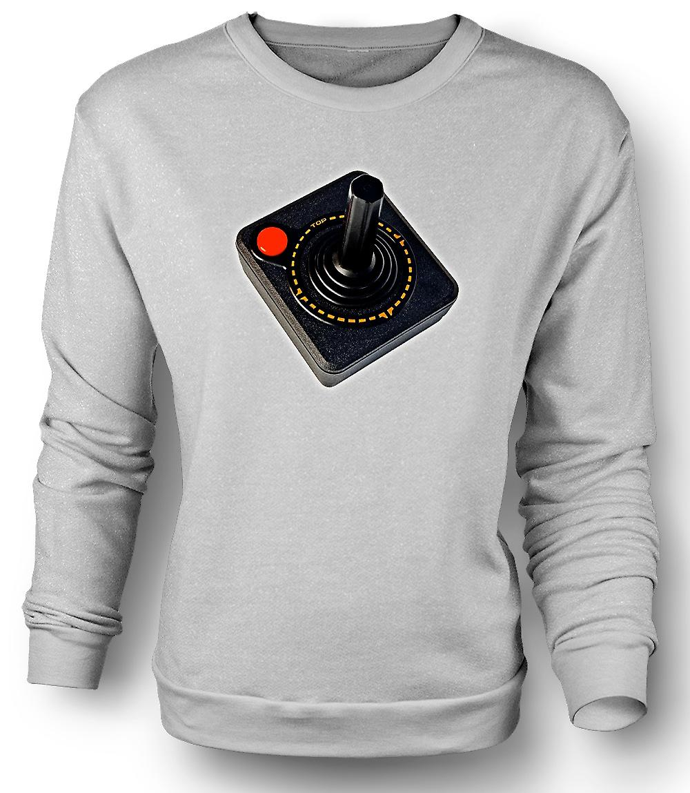 Mens Sweatshirt Atari spel Controller - Old School