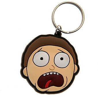 Rick And Morty Morty Keyring