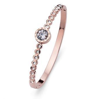 Oliver Weber bracelet haut acier Cz