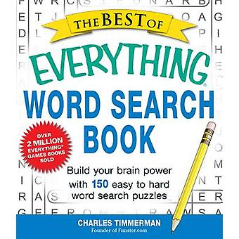 The Best of Everything Word Search Book - Build Your Brain Power with