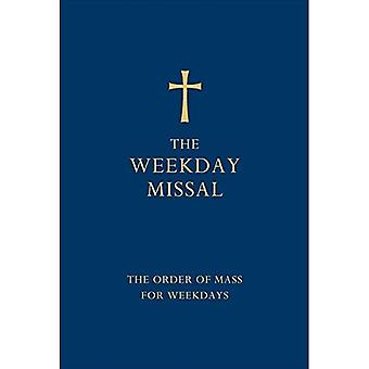 O Missal de dia da semana: A nova tradução da ordem de massa para dias de semana
