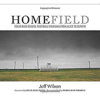 Hjemmebane: Texas High School fodboldstadioner fra Alice til Zephyr