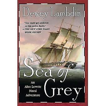 Sea of Grey (Alan Lewrie Naval Adventures)
