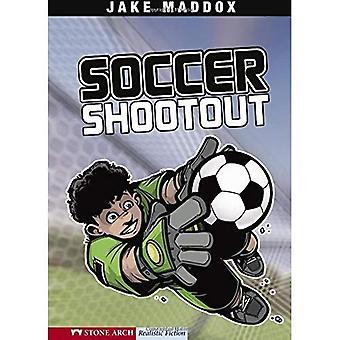 Soccer Shootout (Impact Bücher; ein Jake Maddox-Sport-Geschichte)
