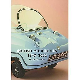 British Microcars 1947-2002