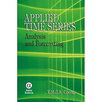 Applied Time Series: Analysis and Forecasting
