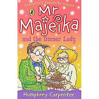 Herr Majeika und die Abendessen Dame (junge Puffin Books)