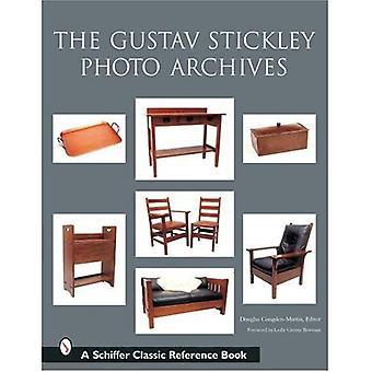 GUSTAV STICKLEY PHOTO ARCHIVES (Schiffer Classic Reference Books)