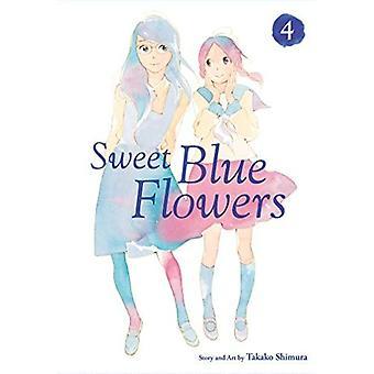 Słodkie niebieskie kwiaty, Vol. 4 (słodkie niebieskie kwiaty)
