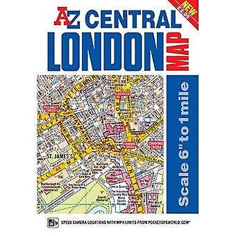 London Central Map
