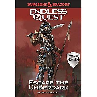 Dungeons & Dragons Endless Quest: Escape the Underdark� (D&D Endless Quest)