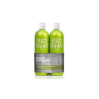 BED HEAD von TIGI Urban Antidote neue Energie tanken, Shampoo & Conditioner 750 ml