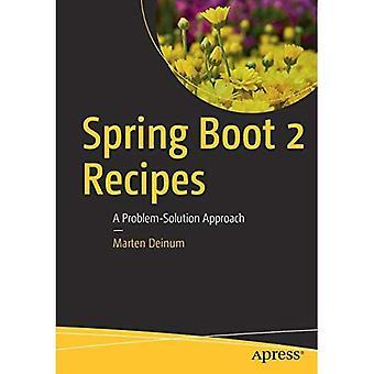 Frühling-Boot 2 Rezepte: Ein Problem-Lösungs-Ansatz