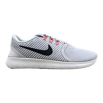 Nike Free RN s Pure Platinum/Cool Grey 831511-004 Frauen