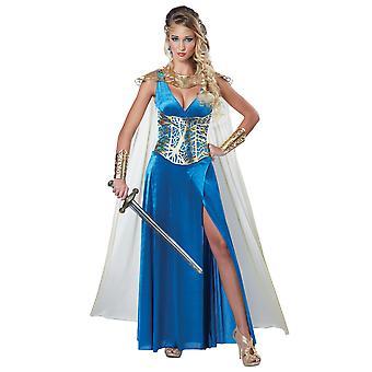 Kriegerkönigin mittelalterlichen Daenerys Targaryen Game of Thrones Damen Kostüm