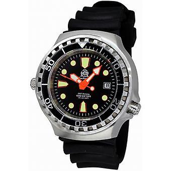 Reloj de buceo Tauchmeister T0264 automático 1000 M