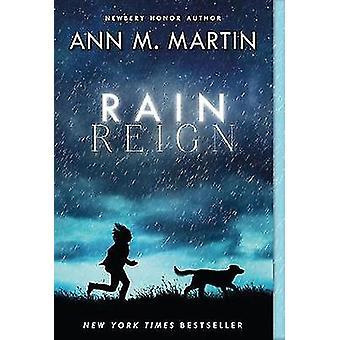 Rain Reign by Ann M Martin - 9781250073976 Book