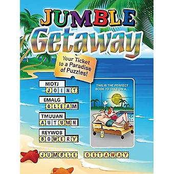 Jumble(r) Getaway - Your Ticket to a Paradise of Puzzles! by Triumph B