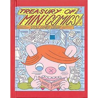 Treasury of Mini Comics - Volume 1 by Michael Dowers - 9781606996577 B