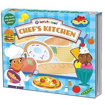 Let's Pretend Chefs Kitchen by Let's Pretend Chefs Kitchen - 97817834