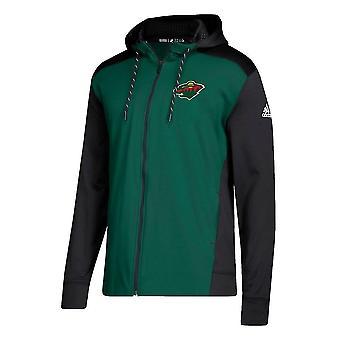 Adidas NHL Minnesota Wild Full Zip Hood