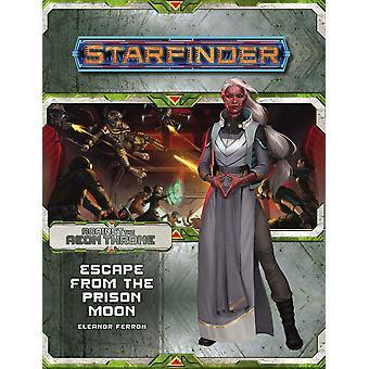 Starfinder Adventure Escape aus dem Gefängnismond gegen den Aeon Thron 2 von 3